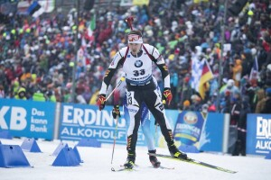 10.01.2020, Oberhof, Germany (GER): Florent Claude (BEL) -  IBU world cup biathlon, sprint men, Oberhof (GER). www.nordicfocus.com. © Manzoni/NordicFocus. Every downloaded picture is fee-liable.